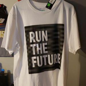 Reflective Adidas shirt